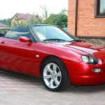 Rover mgf