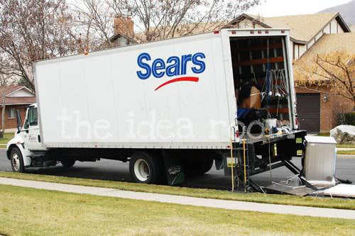Sears delivery