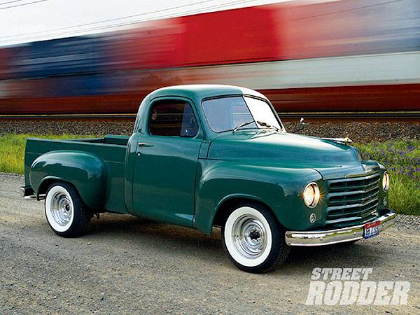 Studebaker pick-up