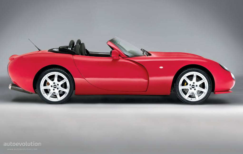 Tvr convertible