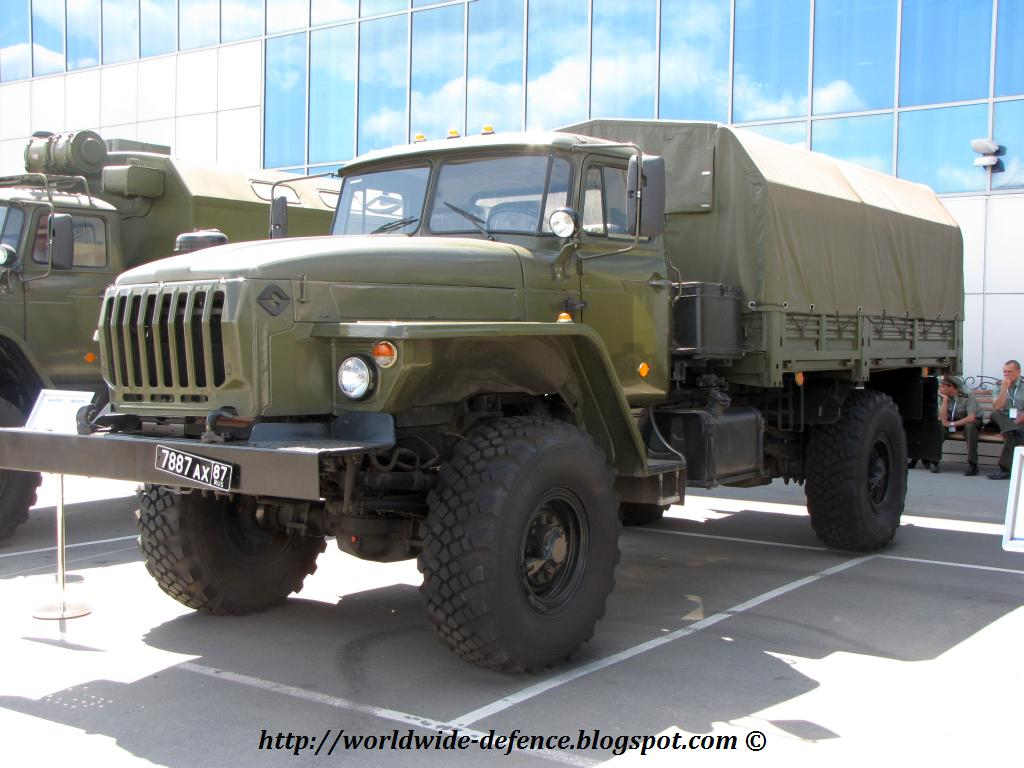 Ural-5323: technical specifications, reviews. Ural trucks 15