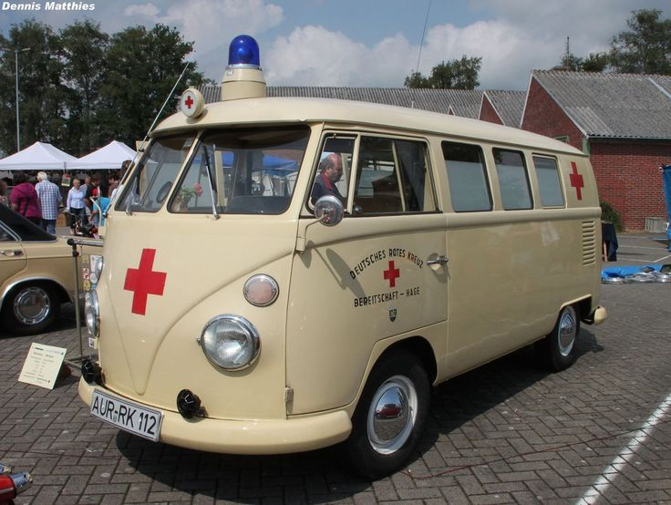 Volkswagen ambulans
