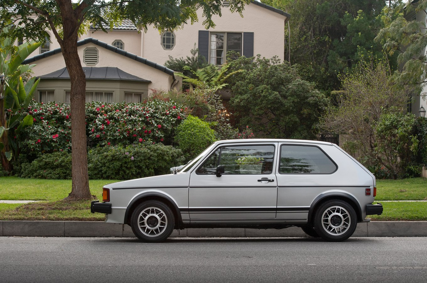 Volkswagen rabbit