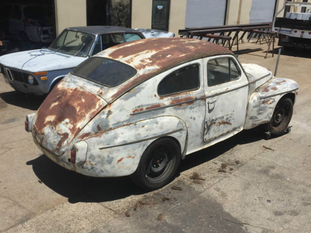 Volvo project