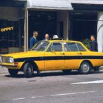 Volvo taxi