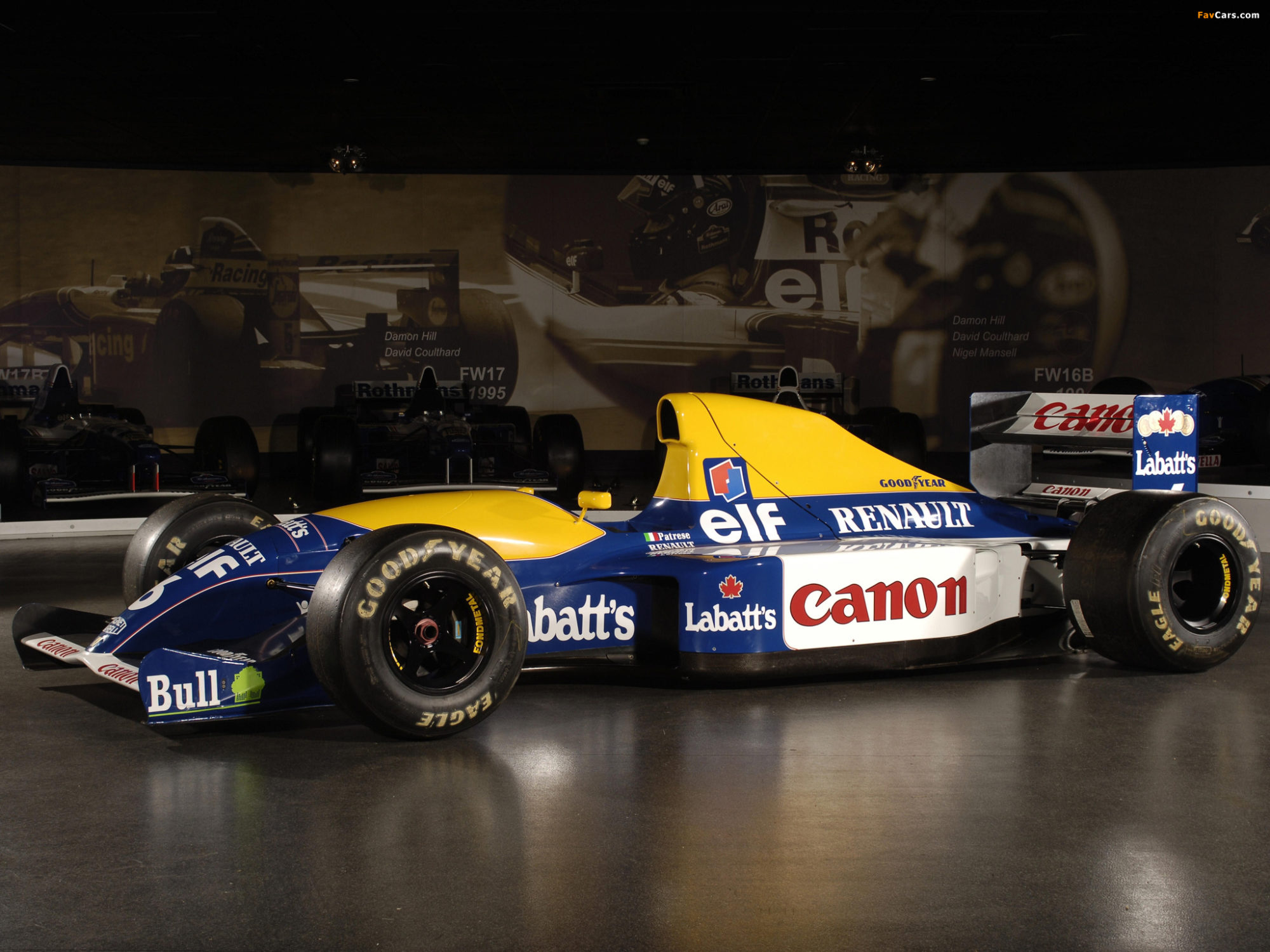 Williams fw14