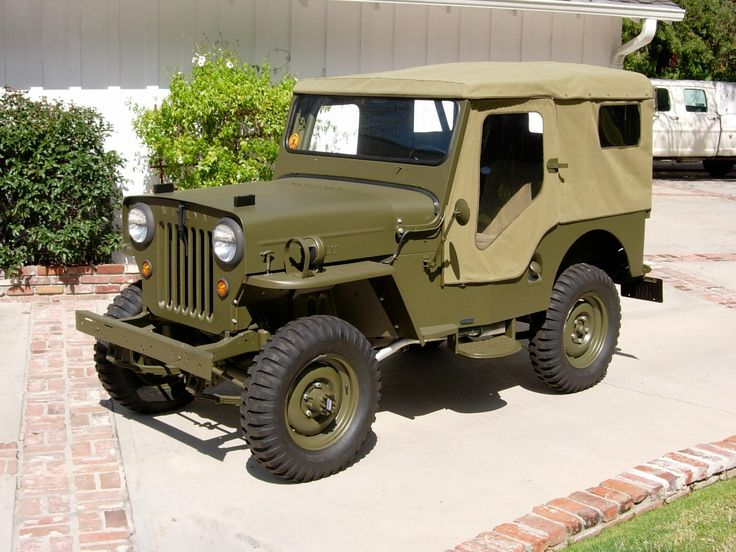 Willys m606