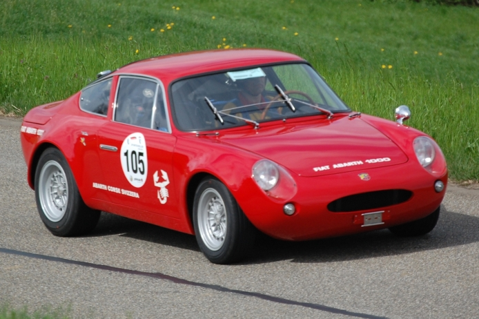 Abarth bialbero photo - 10