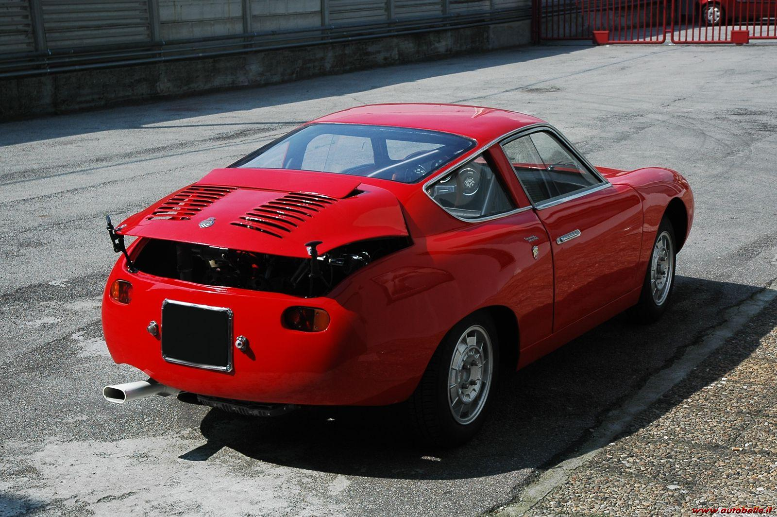 Abarth bialbero photo - 3