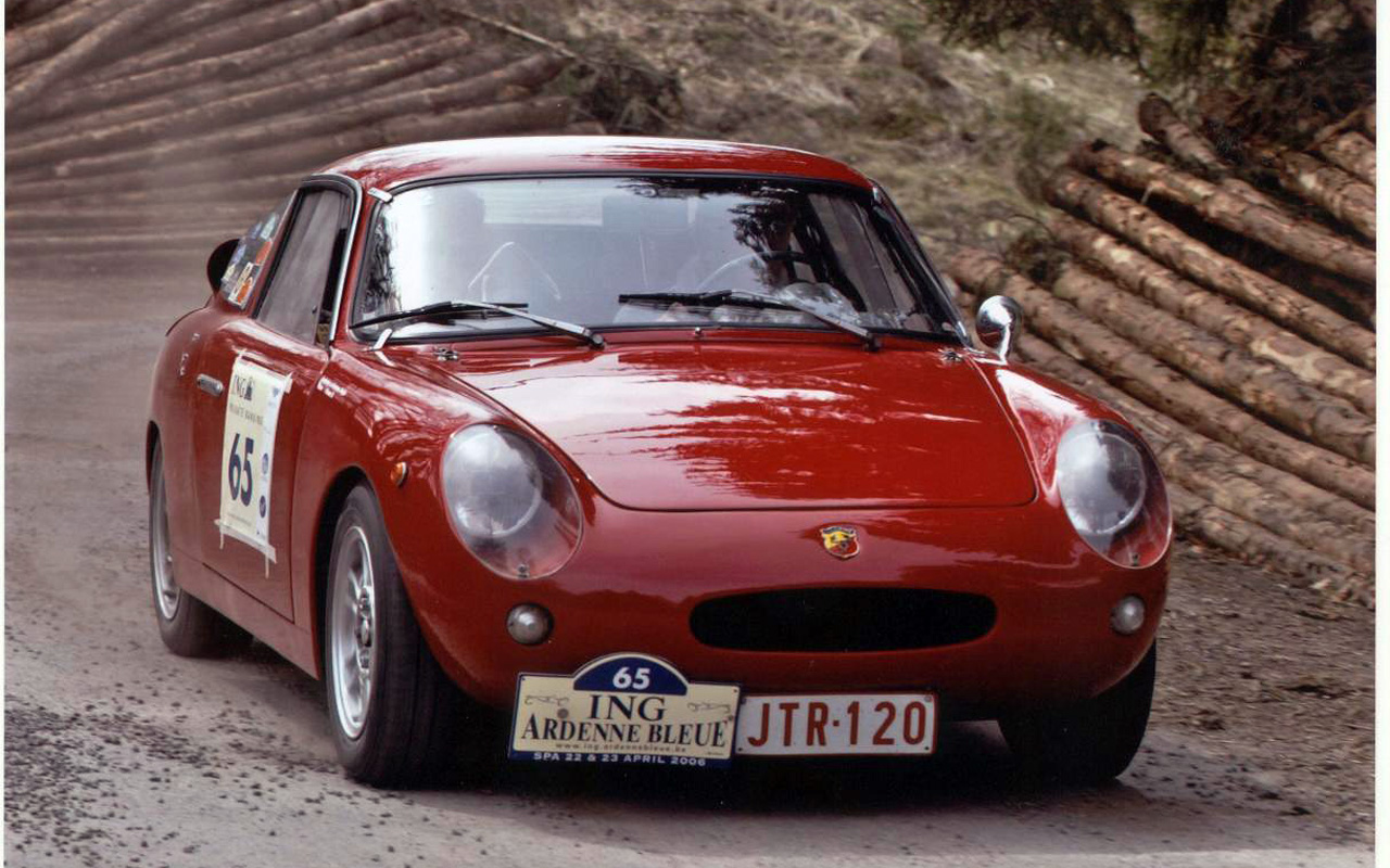 Abarth monomille photo - 1