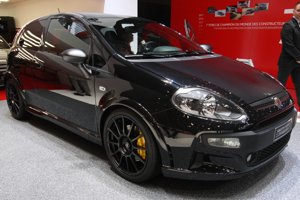 Abarth scorpione photo - 5