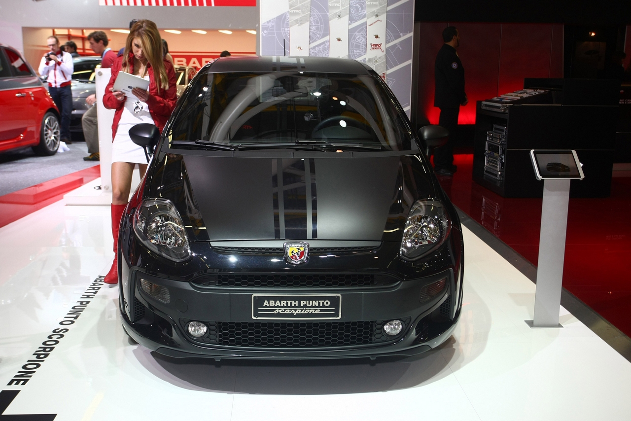 Abarth scorpione photo - 6