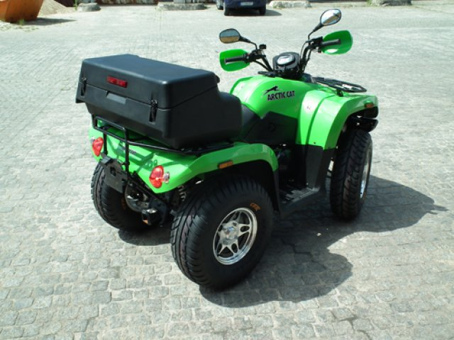 Arctic cat 350 photo - 10