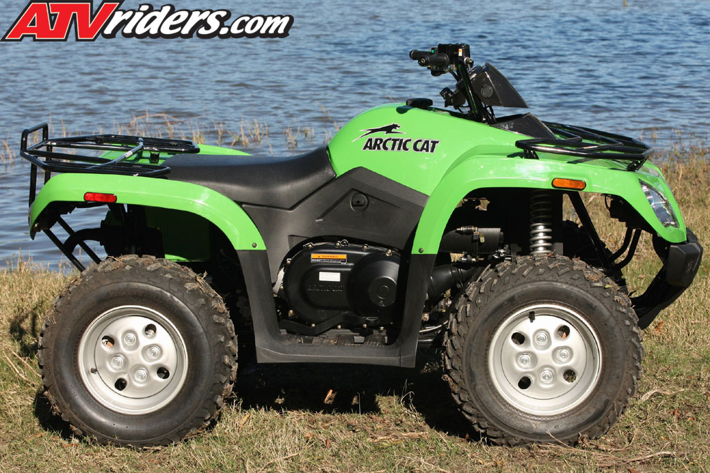 Arctic cat 350 photo - 2