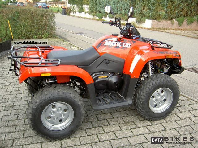 Arctic cat 350 photo - 6