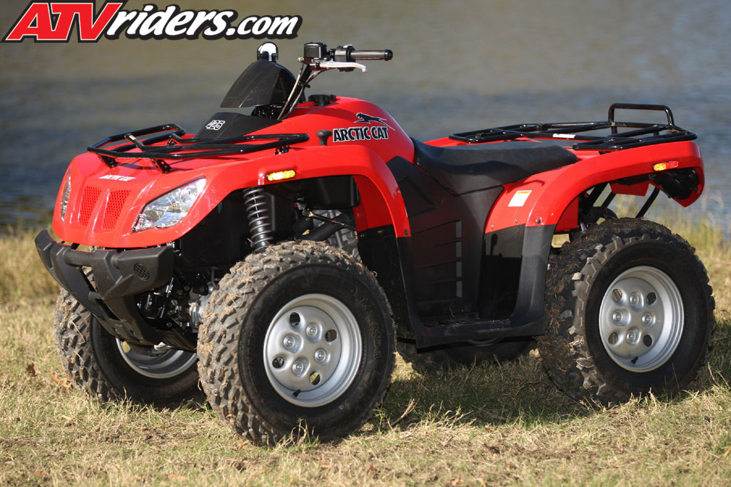 Arctic cat 350 photo - 8
