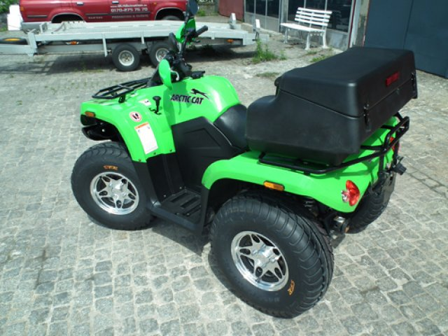 Arctic cat 350 photo - 9