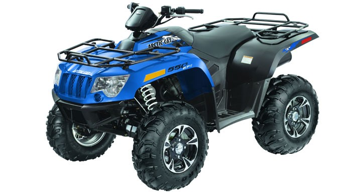 Arctic cat 550 photo - 1