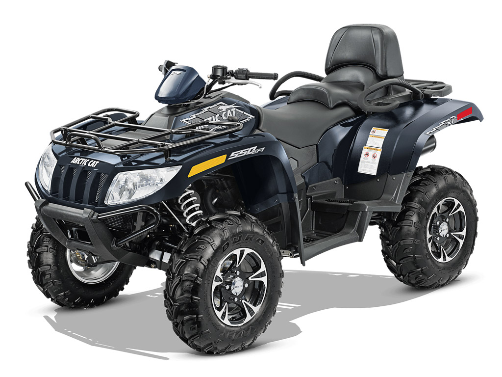 Arctic cat 550 photo - 2