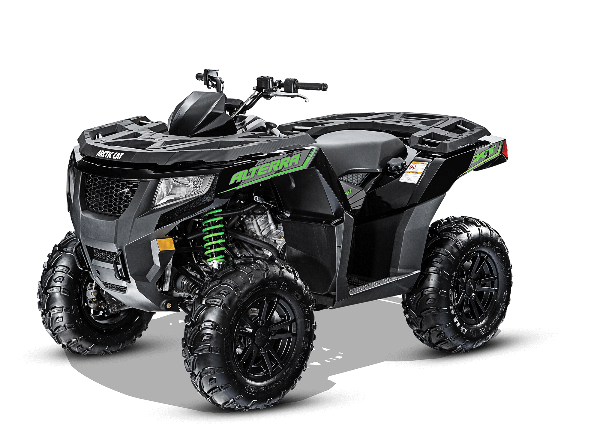 Arctic cat 550 photo - 5