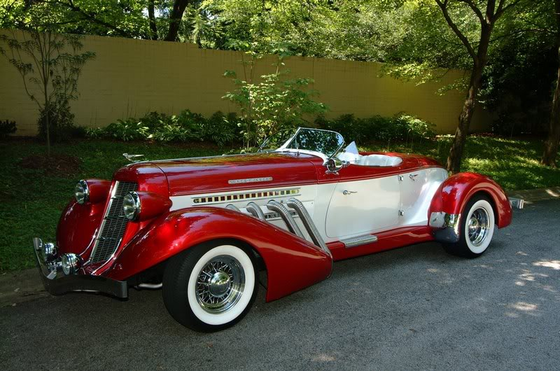 Auburn speedster photo - 3
