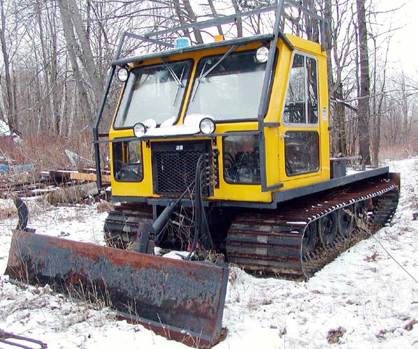 Bombardier skidozer photo - 5