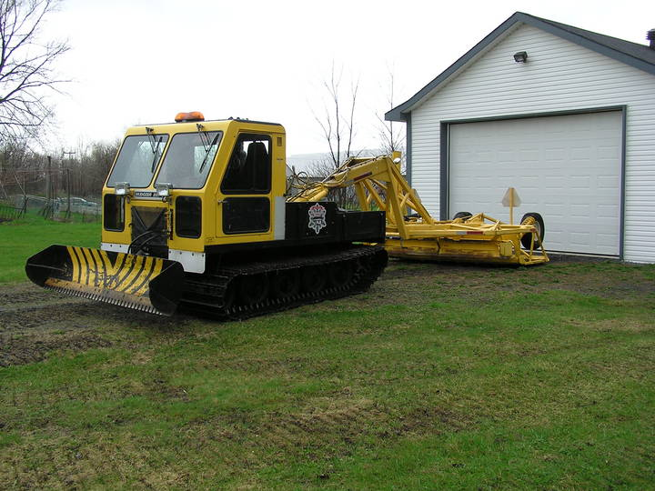 Bombardier skidozer photo - 7