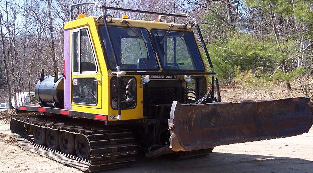 Bombardier skidozer photo - 8