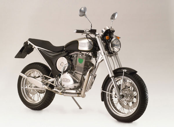Borile b500cr photo - 1