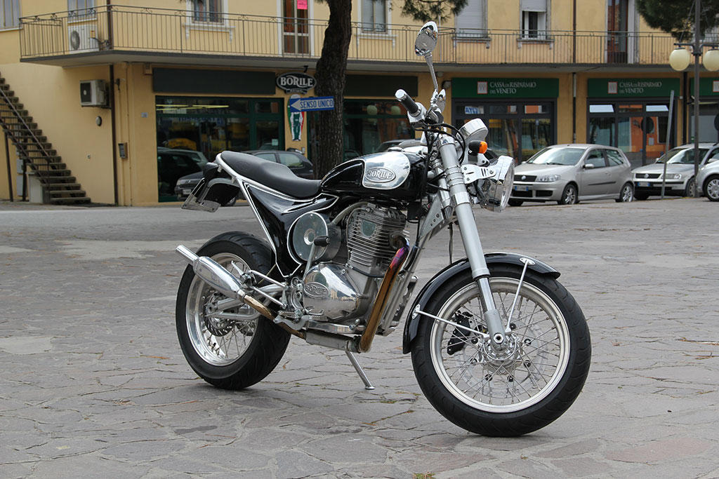 Borile b500cr photo - 6