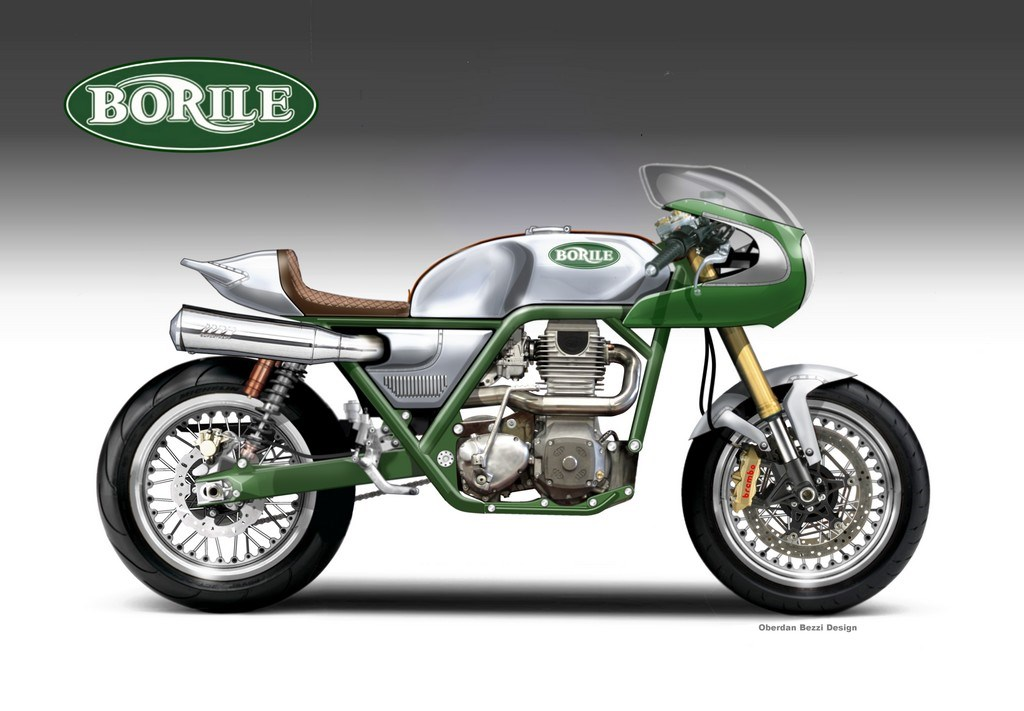 Borile b500cr photo - 8