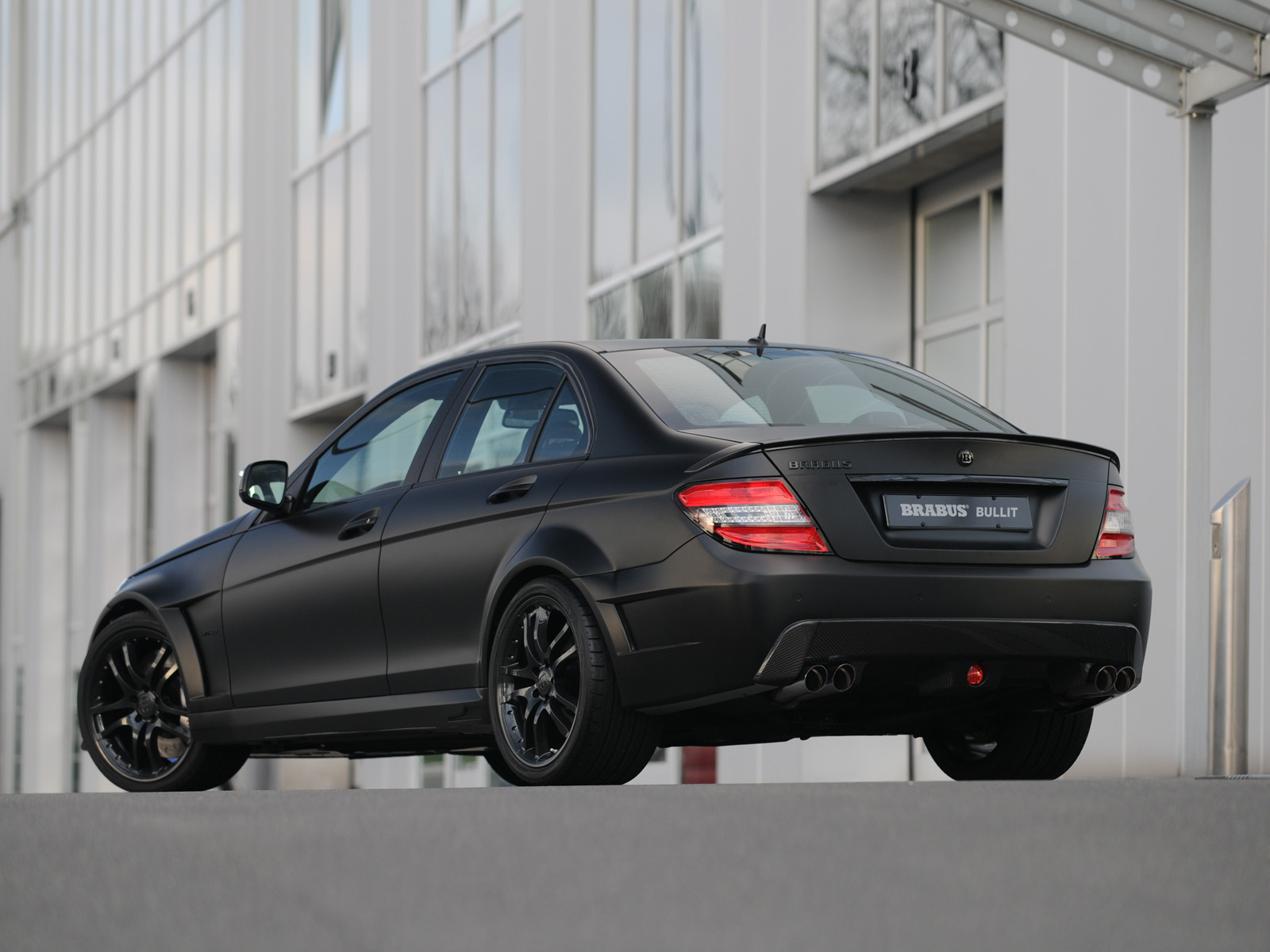 Brabus bullit photo - 4