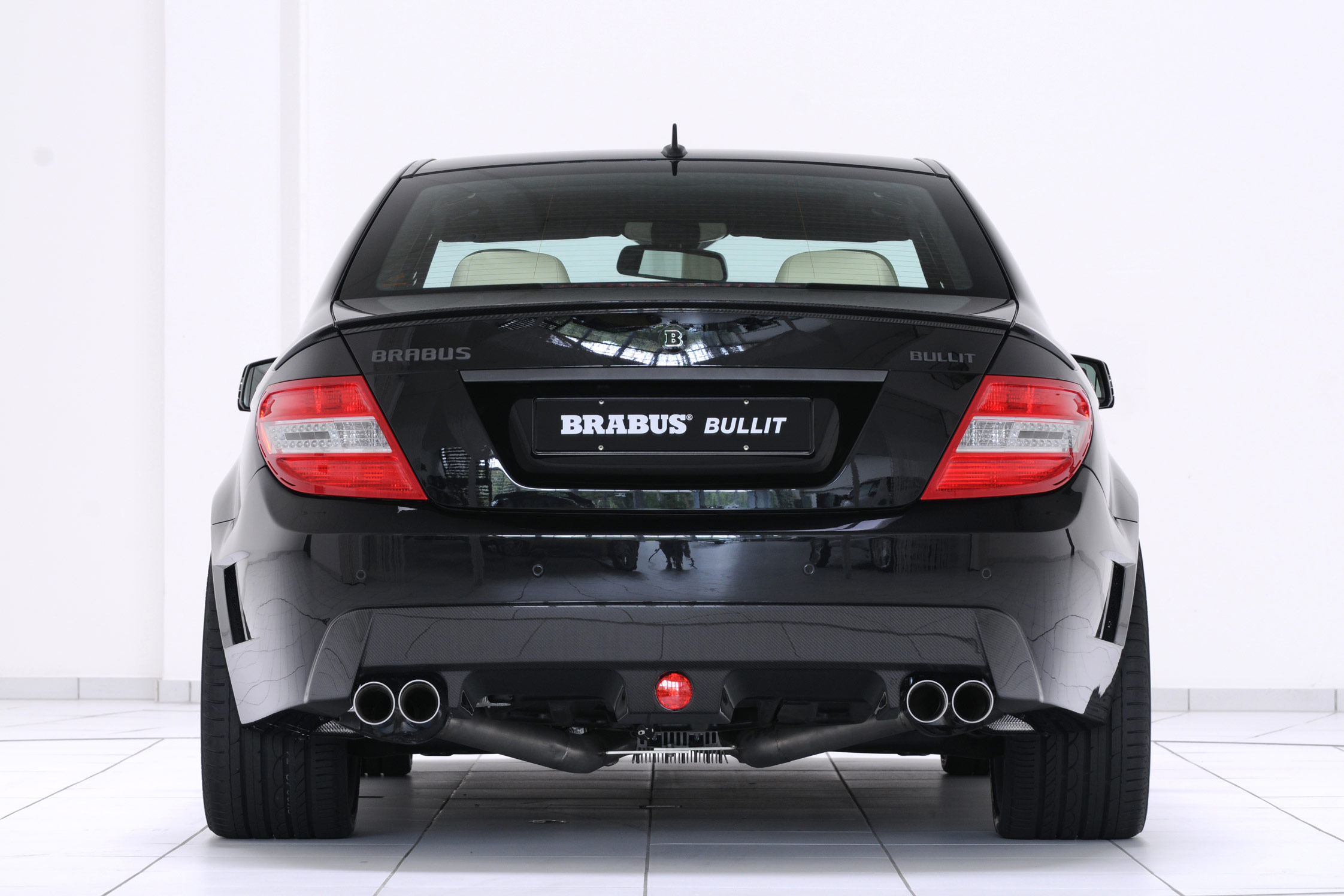 Brabus bullit photo - 6