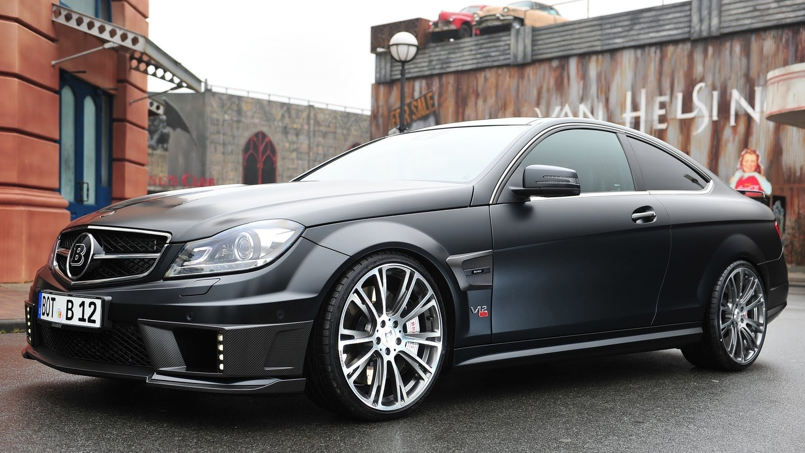 Brabus bullit photo - 8