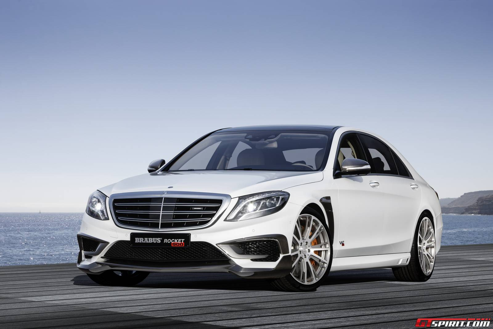 Brabus rocket photo - 2