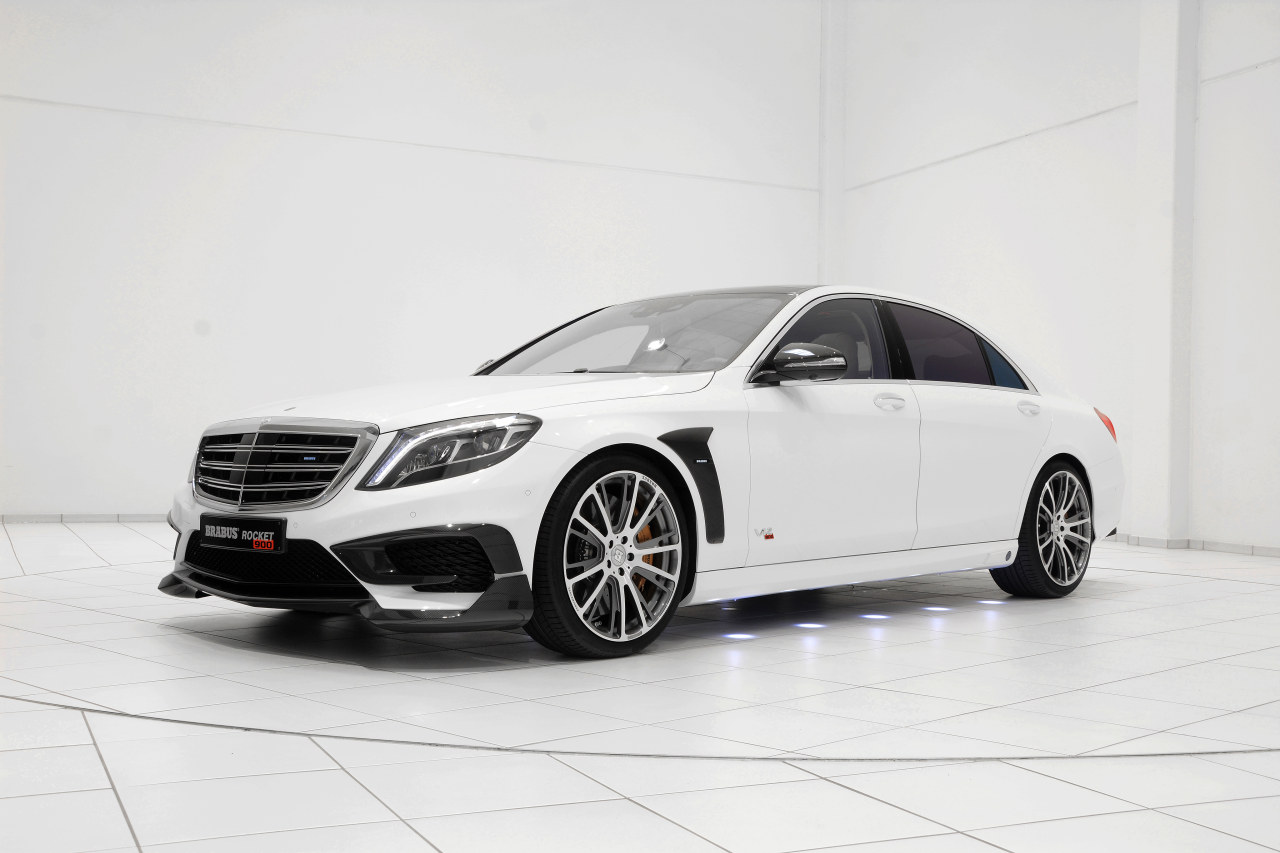 Brabus rocket photo - 5