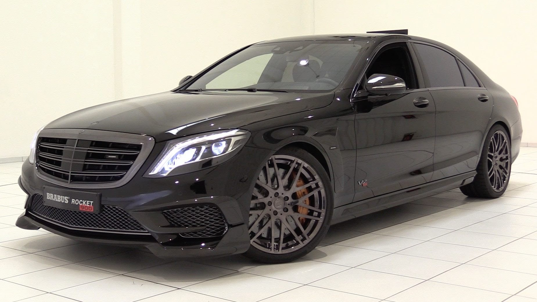 Brabus rocket photo - 7