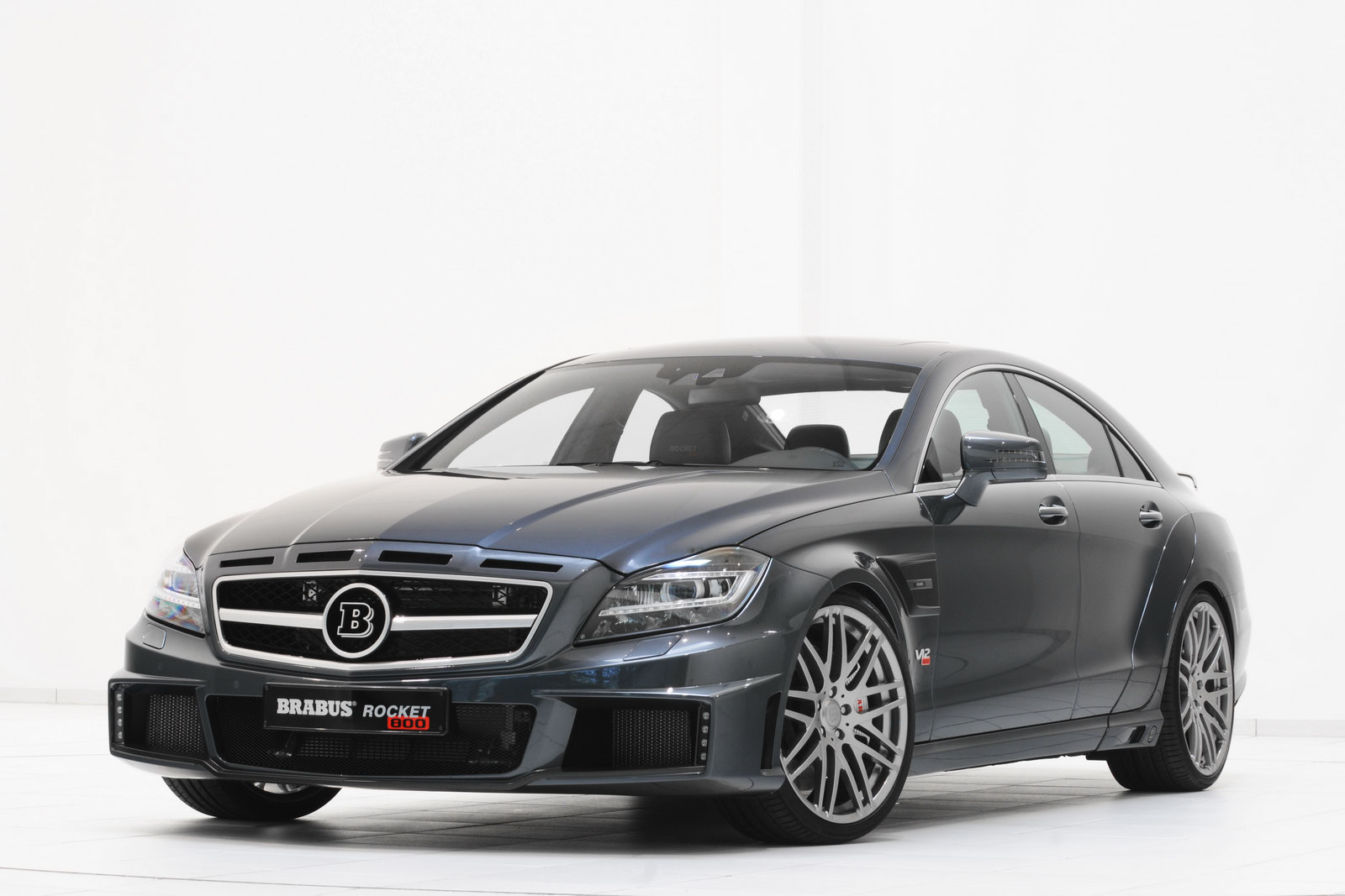 Brabus rocket photo - 8