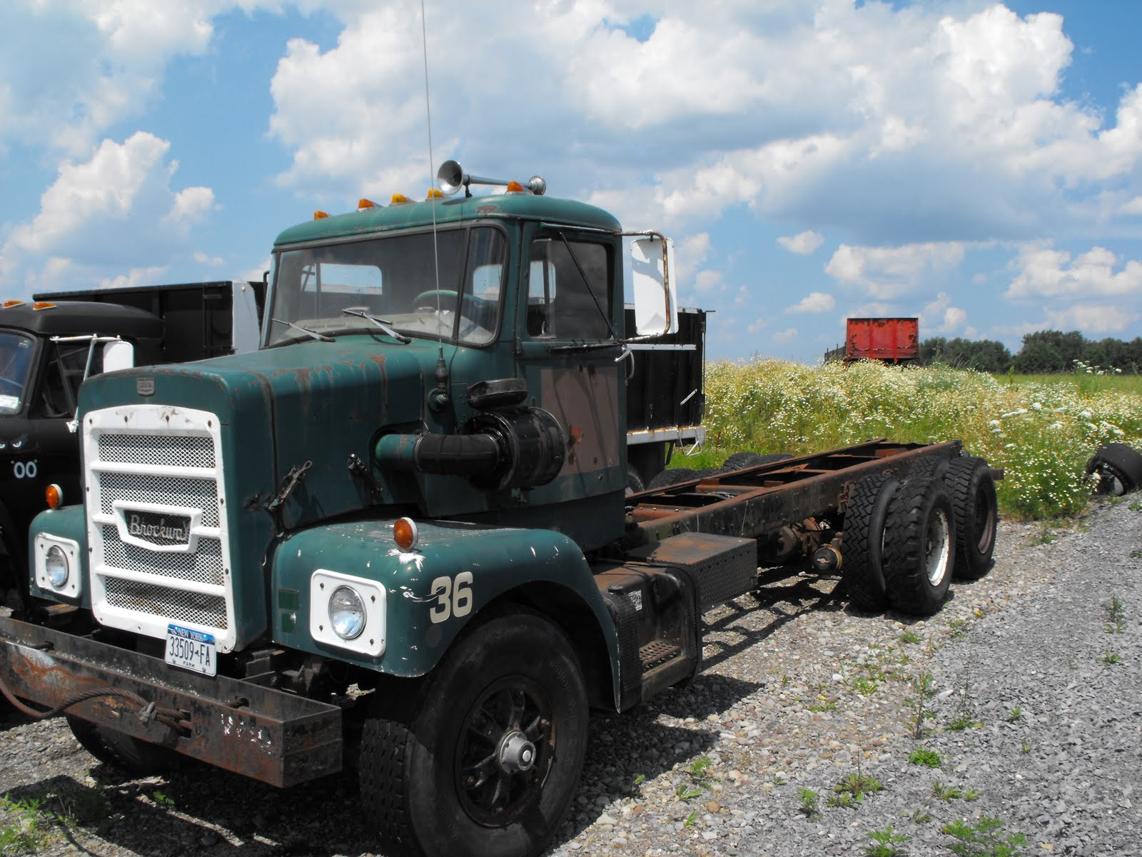 Brockway 359 Photo And Video Review Comments 1941 Ford Farm Truck 10