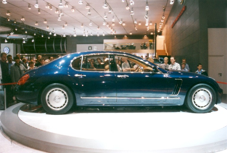 Bugatti eb218 photo - 10