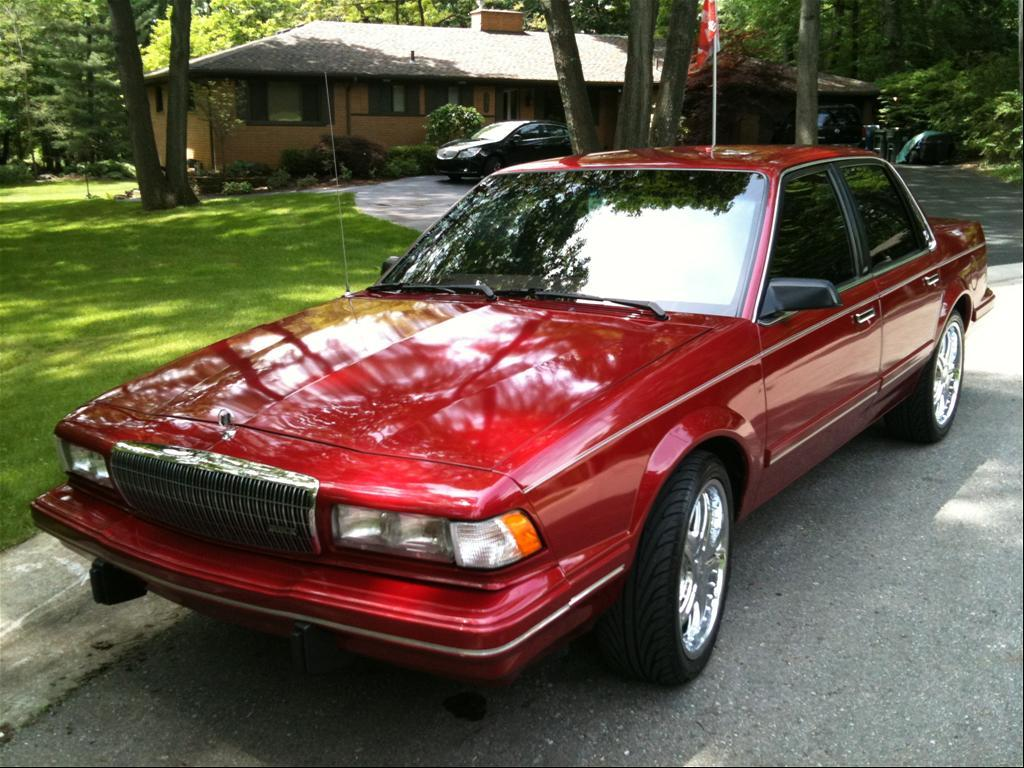 Buick centry photo - 3