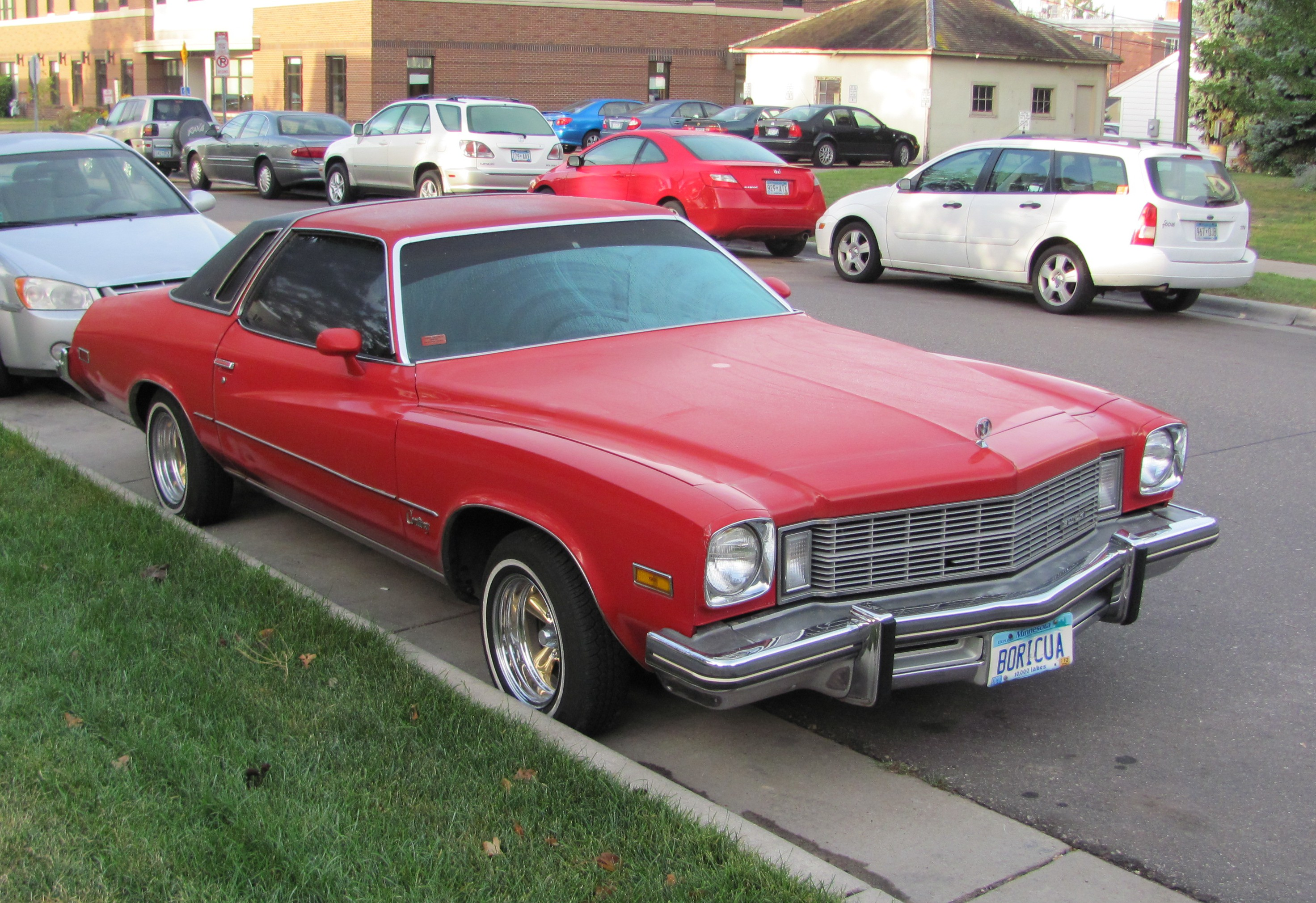 Buick centry photo - 5