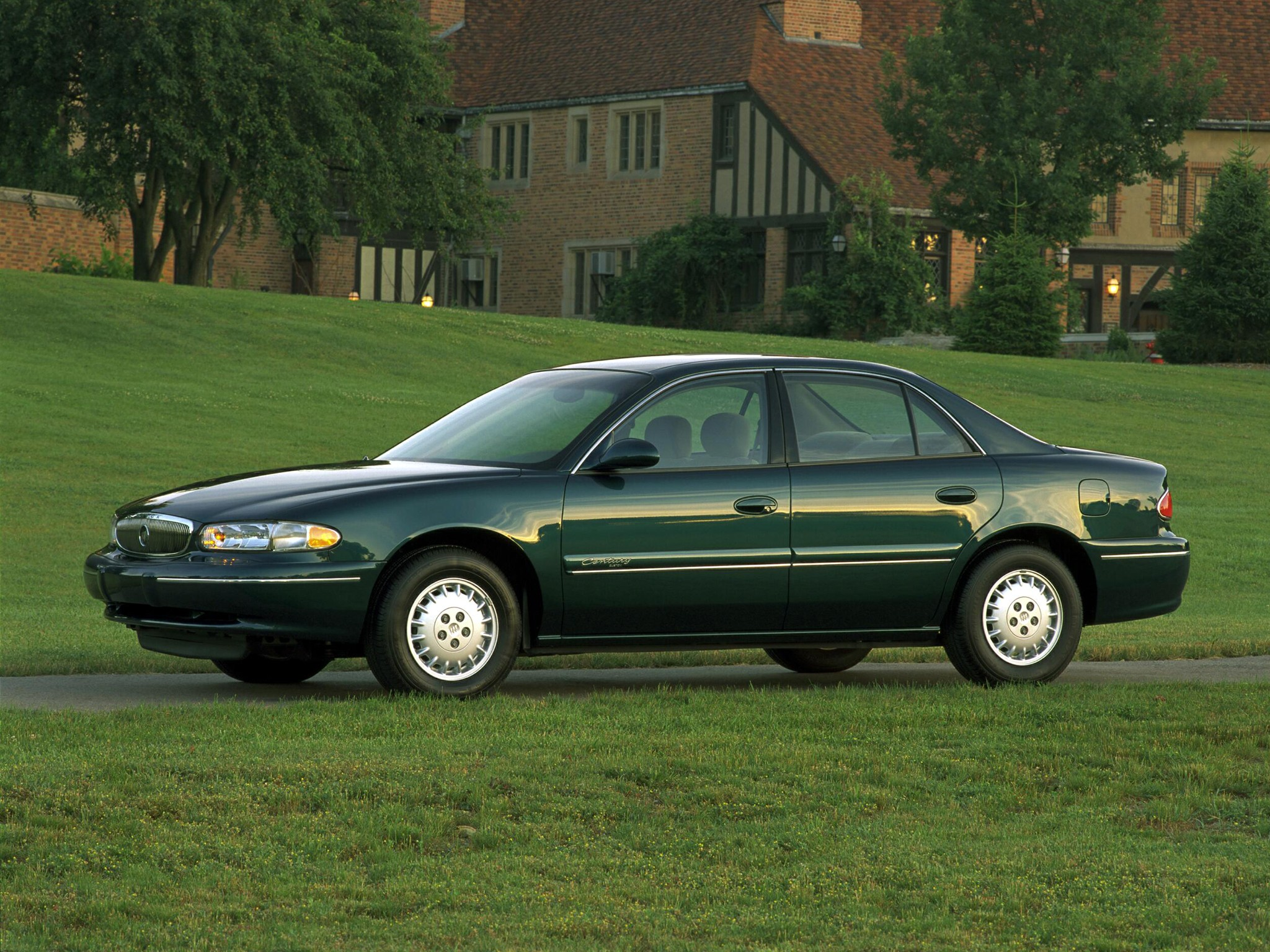 Buick centry photo - 7