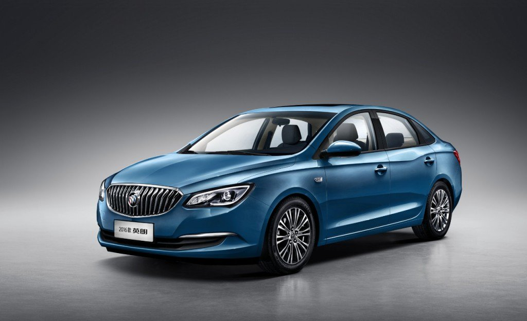 Buick excelle photo - 1