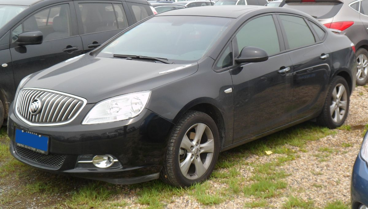 Buick excelle photo - 10
