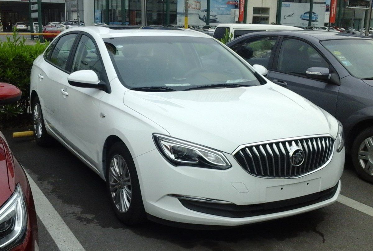 Buick excelle photo - 3