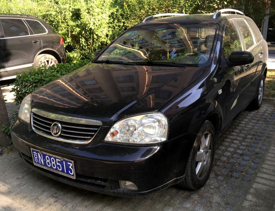 Buick excelle photo - 9