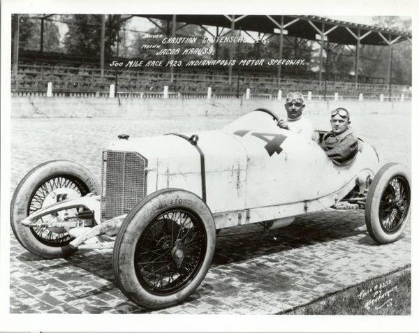 Buick racer photo - 6