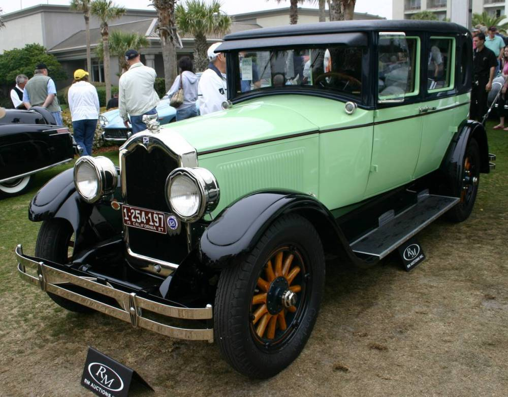 Buick six photo - 5