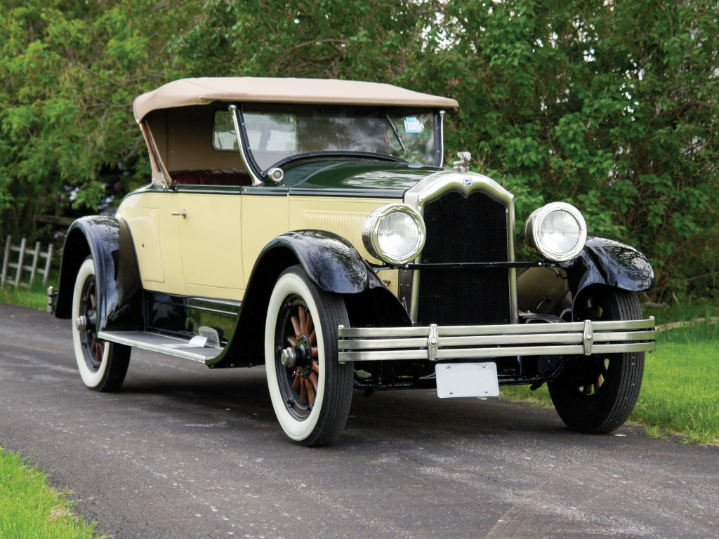Buick six photo - 7